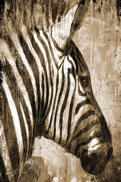 African Animals II - Sepia by Eric Yang