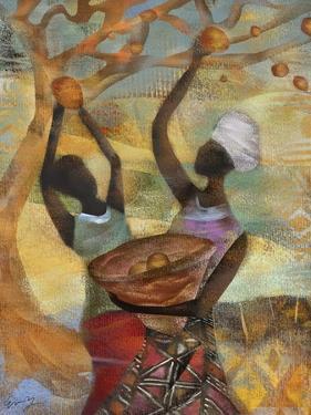 Harvest Dance I by Eric Yang