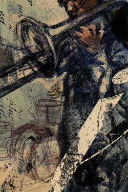 Jazz Panel 1 by Eric Yang