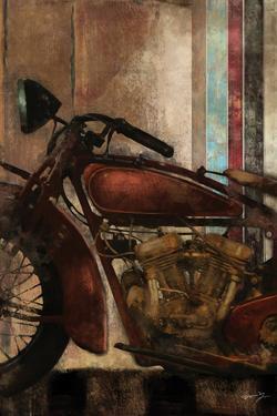 Moto Details II by Eric Yang