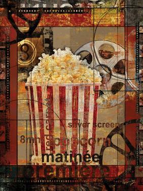 Movie Popcorn by Eric Yang