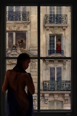 Parisien Affairs I by Eric Yang