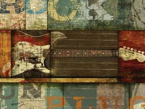 Rock by Eric Yang