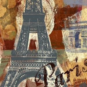 Tour Paris by Eric Yang