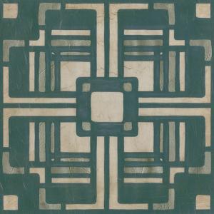 Deco Tile I by Erica J. Vess