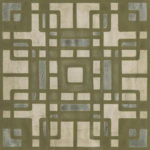 Deco Tile II by Erica J. Vess