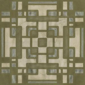 Deco Tile III by Erica J. Vess