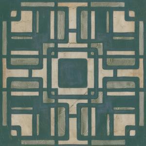 Deco Tile IV by Erica J. Vess