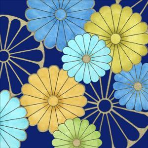 Floral Confetti IV by Erica J. Vess