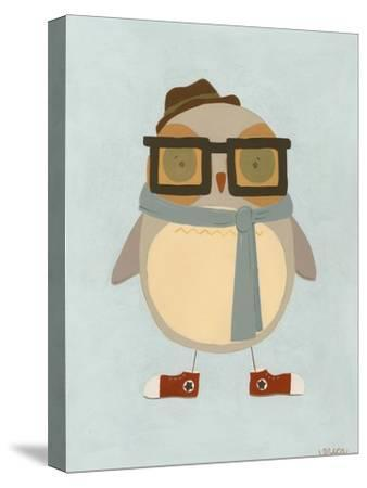 Hipster Owl II by Erica J. Vess