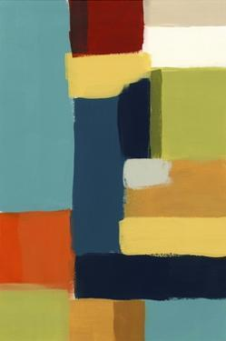 Metro Palette I by Erica J. Vess