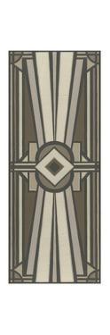 Neutral Deco Panel II by Erica J. Vess