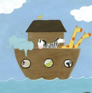 Noah's Ark I by Erica J. Vess