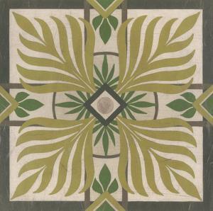 Palm Motif II by Erica J. Vess