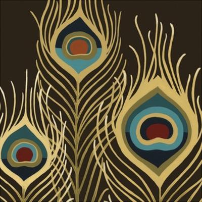Peacock Trilogy II by Erica J. Vess