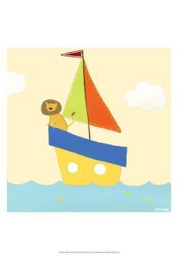 Sailboat Adventure II by Erica J^ Vess
