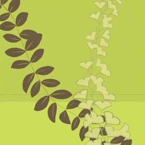 Serpentine Vines I by Erica J^ Vess