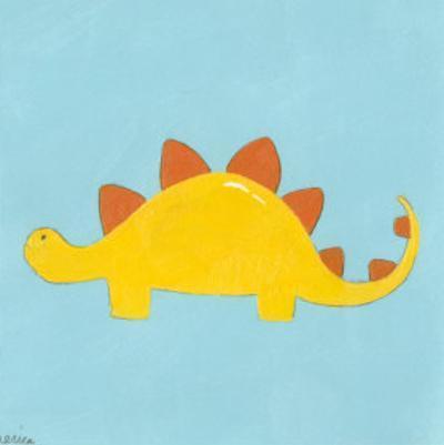 Stegosaurus by Erica J. Vess