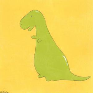 T-Rex by Erica J. Vess