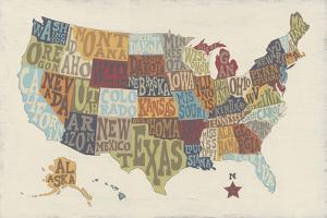 United State Signs by Erica J. Vess