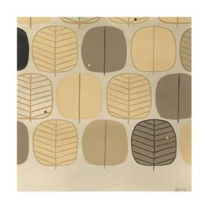 Woodland Motif II by Erica J. Vess