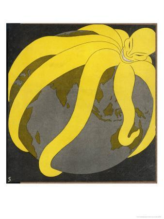 """The Japanese """"Yellow Peril"""", a Paranoid Comment on Japan's Expansionism"""