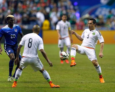 Soccer: Mexico Vs USA by Erich Schlegel