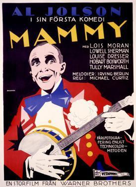 Al Jolson, Mammy by Erik Rohman