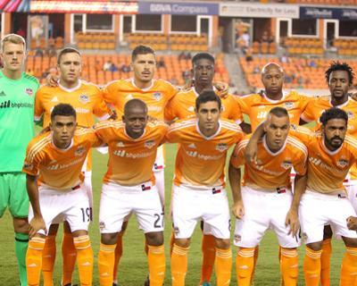 Mls: Toronto FC at Houston Dynamo by Erik Williams
