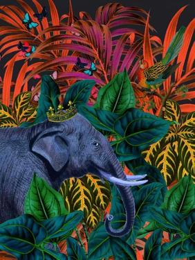 Tropical Jungle by Erika C. Brothers
