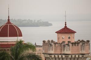 The Palacio De Valle in Cienfuegos, Cuba by Erika Skogg