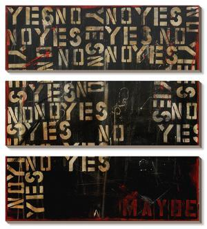 Yes, No, Maybe by Erin Ashley