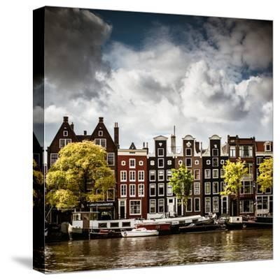 Amsterdam Canal II by Erin Berzel