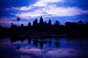 Angkor Wat Sunrise III by Erin Berzel