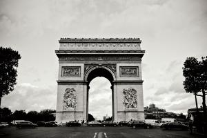 Arc de Triomphe I by Erin Berzel