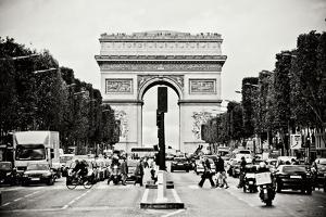 Ave Champs Elysees I by Erin Berzel