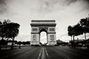 Ave Champs Elysees III by Erin Berzel