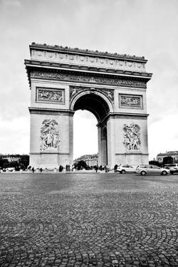 Ave Champs Elysees V by Erin Berzel