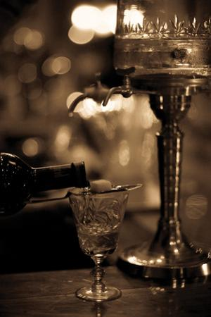 Cocktail Hour XI by Erin Berzel