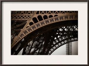 Eiffel Tower Arc I by Erin Berzel