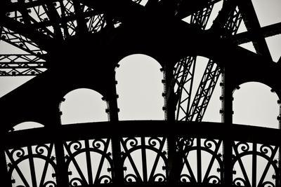 Eiffel Tower Latticework IV