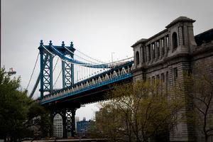 Manhattan Bridge II by Erin Berzel