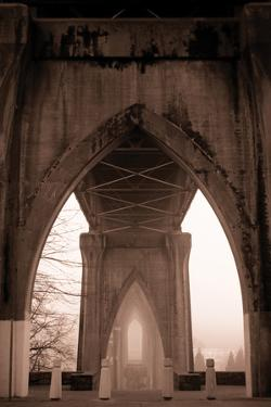 St. Johns Arches V by Erin Berzel