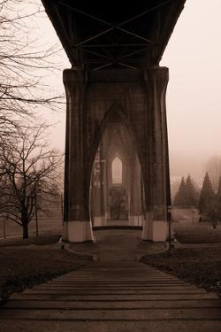 St. Johns Arches VI by Erin Berzel