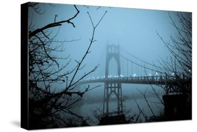 St. Johns Bridge VIII by Erin Berzel