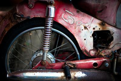 Thai Motorbike by Erin Berzel