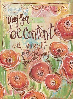 Be Content by Erin Butson