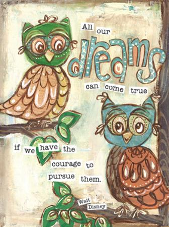 Dreams by Erin Butson