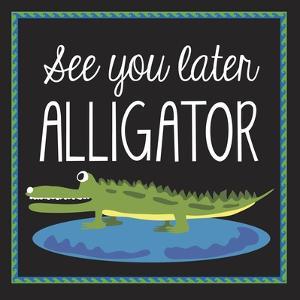 Alligator by Erin Clark
