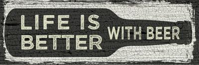 Beer Sign I by Erin Clark